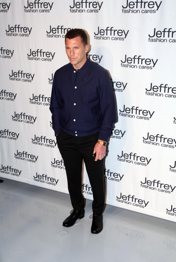 Sean Avery at Jeffrey Fashion Cares 10th Anniversary Celebration Photo by Yoni Levy