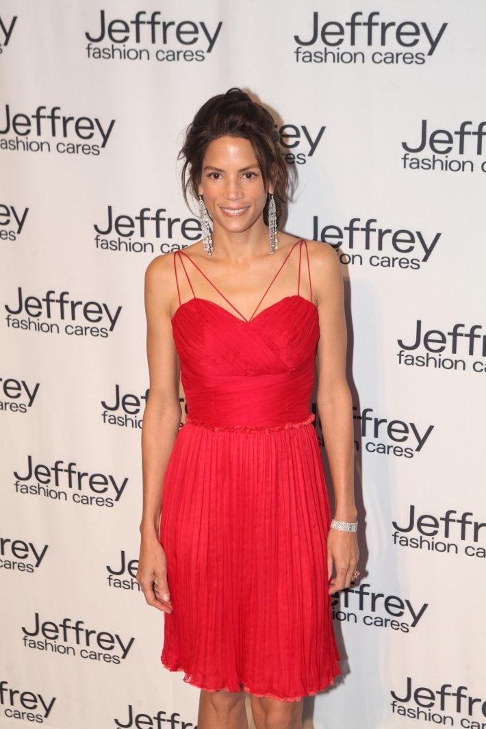 Veronica Webb at Jeffrey Fashion Cares 10th Anniversary Celebration Photo by Yoni Levy
