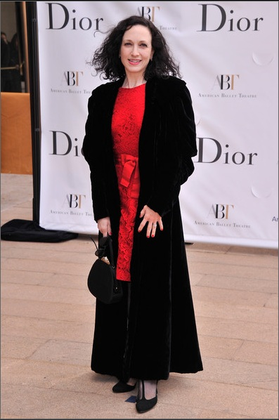Bebe Neuwirth attends the 2013 American Ballet Theatre Opening Night Spring Gala (Photo by StephenLovekin)