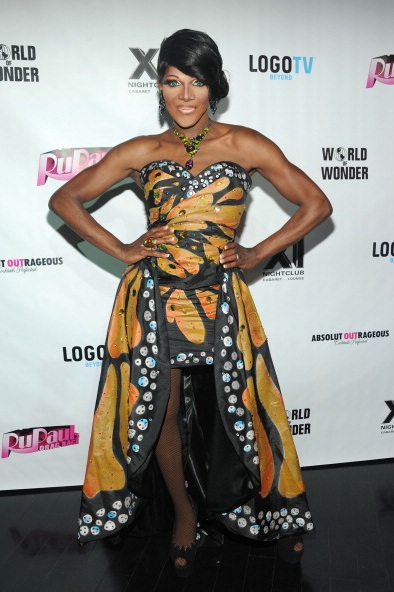 Coco Montrese attends RuPaul's Drag Race Season 5 Finale Party (Photo by BenGabbe)