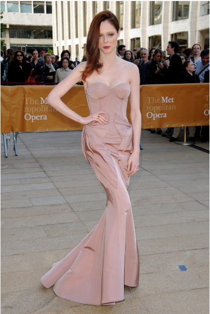 Coco Rocha attends the 2013 American Ballet Theatre Opening Night Spring Gala (Photo by IvanNikolov)