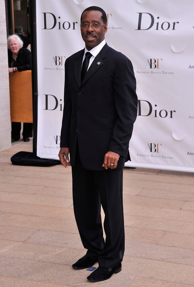 Courtney B. Vance attends the 2013 American Ballet Theatre Opening Night Spring Gala (Photo by StephenLovekin)