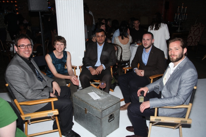 The Bombay Sapphire Imagination Series: Film World Premiere (Photo by Yoni Levy)