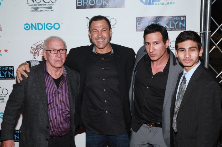 Once Upon A Time In Brooklyn Film Screening (Photo by Yoni Levy)