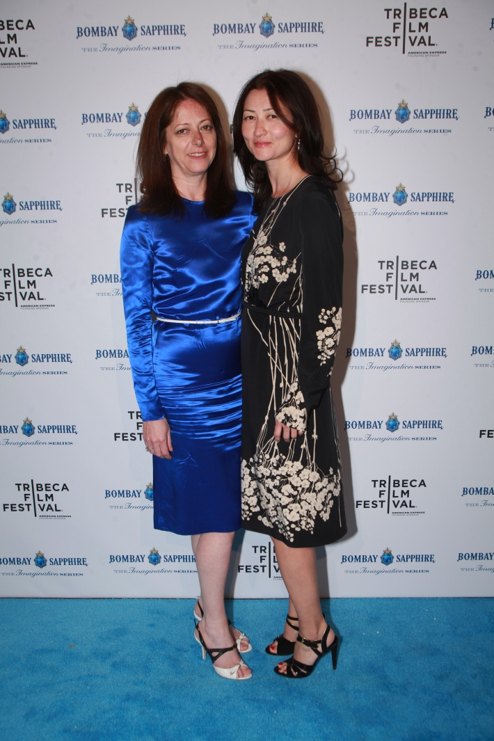 Guests attend The Bombay Sapphire Imagination Series: Film World Premiere (Photo by Yoni Levy)