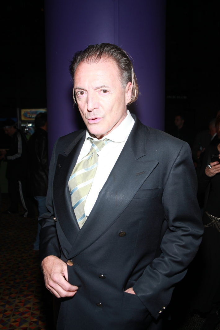Armand Assante at Once Upon A Time In Brooklyn Film Screening  (Photo by Yoni Levy)