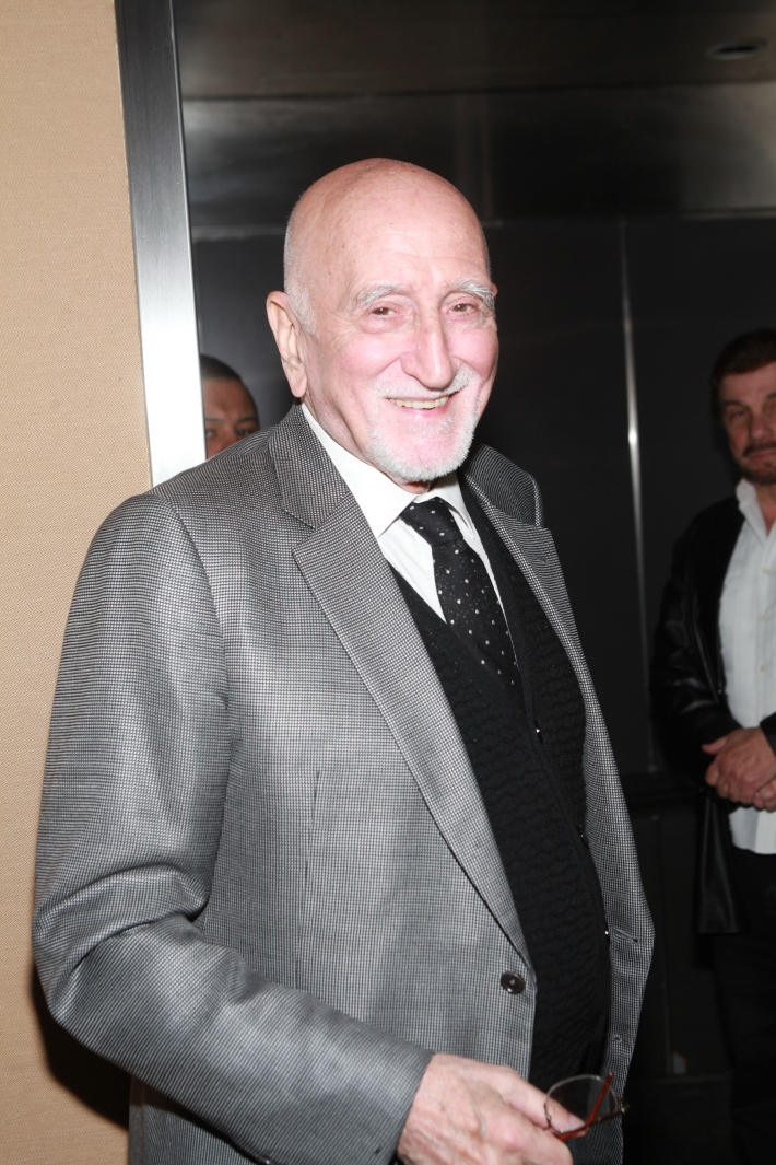 Dominic Chianese at Once Upon A Time In Brooklyn Film Screening  (Photo by Yoni Levy)