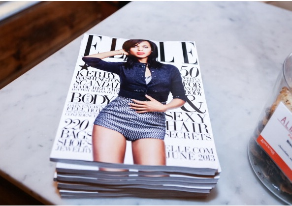 ELLE & Tod's Celebrate Kerry Washington Photo by AnnaWebber
