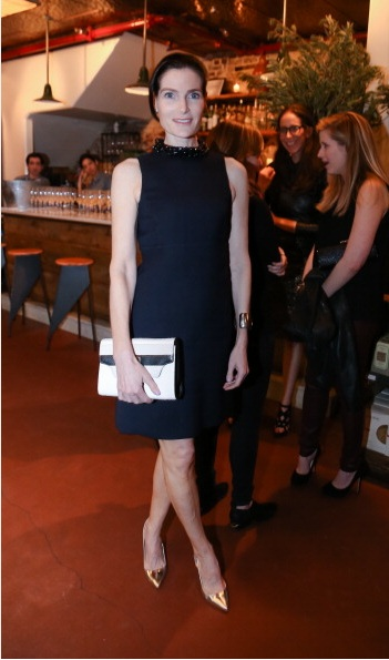 Jennifer Creel  at ELLE & Tod's Celebrate Kerry Washington Party Photo by AnnaWebber