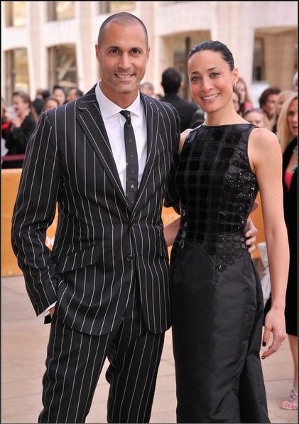 Nigel Barker and Cristen Barker attend the 2013 American Ballet Theatre Opening Night Spring Gala (Photo by StephenLovekin)