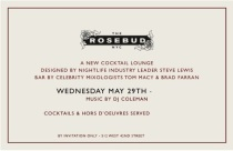 THE ROSEBUD NYC (512 W. 42nd Street)