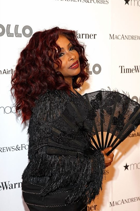 Chaka Khan attends The Apollo Theater's 8th Annual Spring Gala Concert