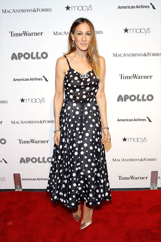 Sarah Jessica Parker attends The Apollo Theater's 8th Annual Spring Gala Concert Honoring Chaka Khan