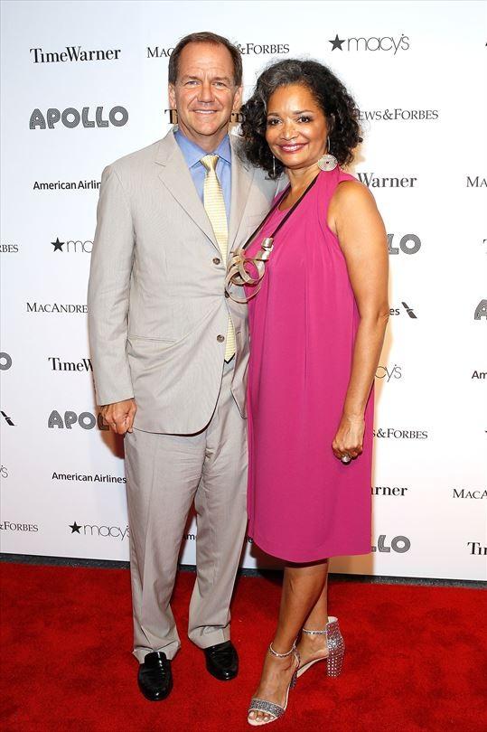 Paul Tudor & Jonelle Procope attend The Apollo Theater's 8th Annual Spring Gala