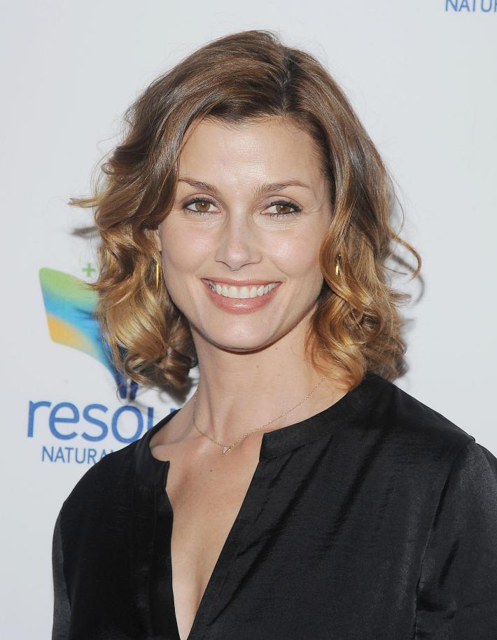 Bridget Moynahan attends Natural Spring Water Resource Launch Event