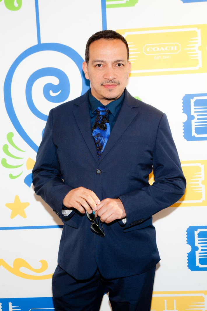 Designer Anthony Rubio attends COACH's 3rd Annual Summer Party (Photo by Yoni Levy)