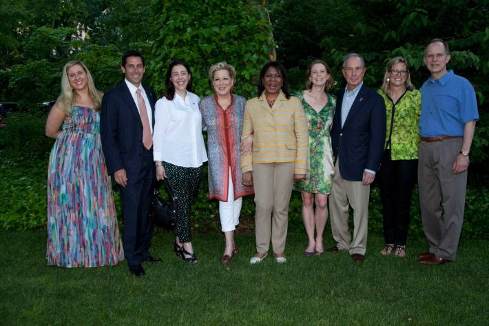 12th Annual Bette Midler's New York Restoration Gracie Mansion (Photo by Yoni Levy)
