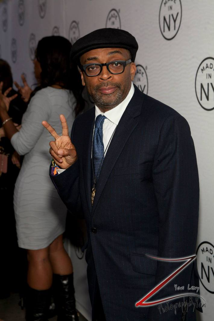 Spike Lee attends the 8th Annual 'Made In NY Awards' at Gracie Mansion  (Photo by Yoni Levy)