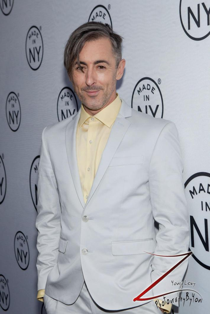 Alan Cumming attend the 8th Annual 'Made In NY Awards' at Gracie Mansion  (Photo by Yoni Levy)