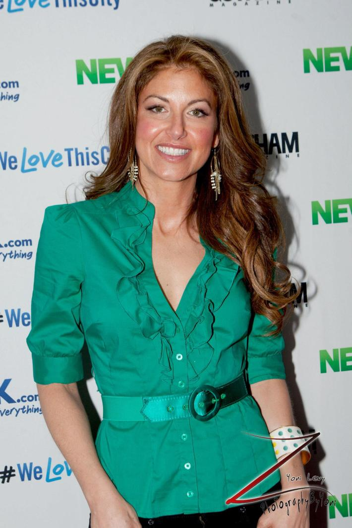 Dylan Lauren attends the NewYork.com Launch Party at Arena (Photo by Yoni Levy)
