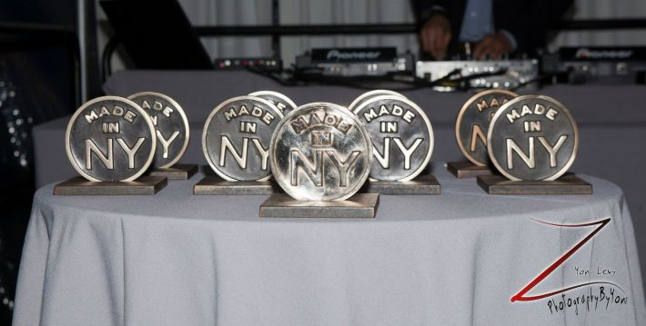 The 8th Annual 'Made In NY Awards' at Gracie Mansion  (Photo by Yoni Levy)