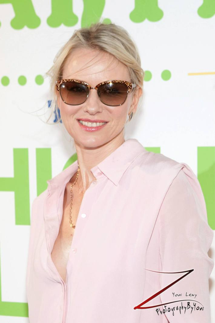 Actress Naomi Watts attends COACH's 3rd Annual Summer Party (Photo by Yoni Levy)