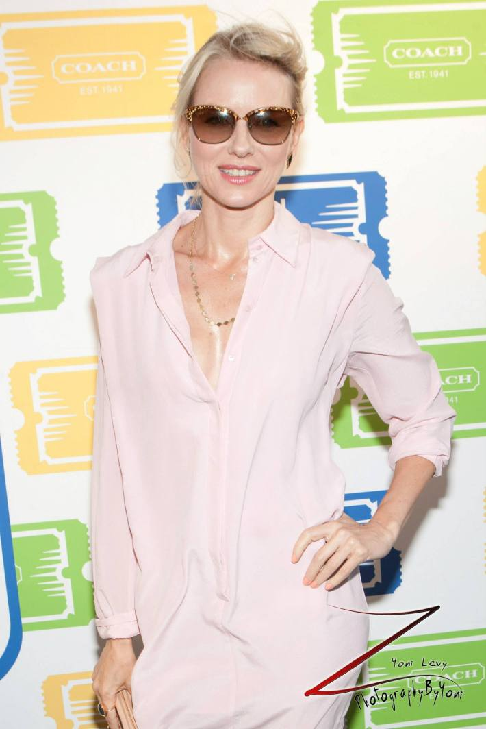Actress Naomi Watts attends COACH's 3rd Annual Summer Party