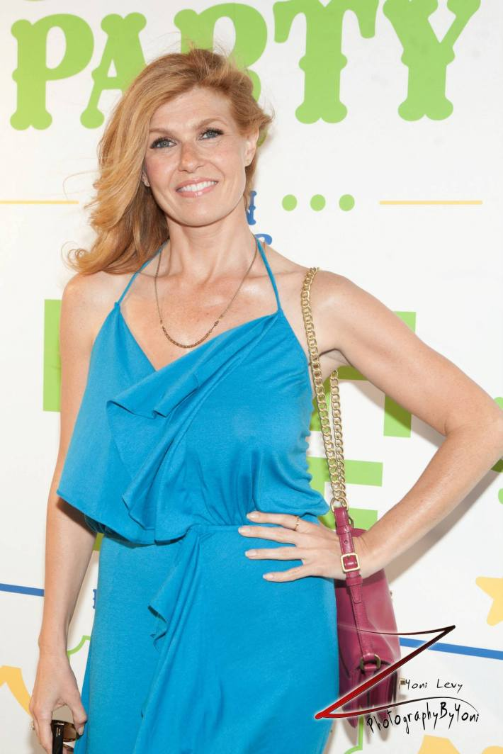 Actress Connie Britton attends COACH's 3rd Annual Summer Party
