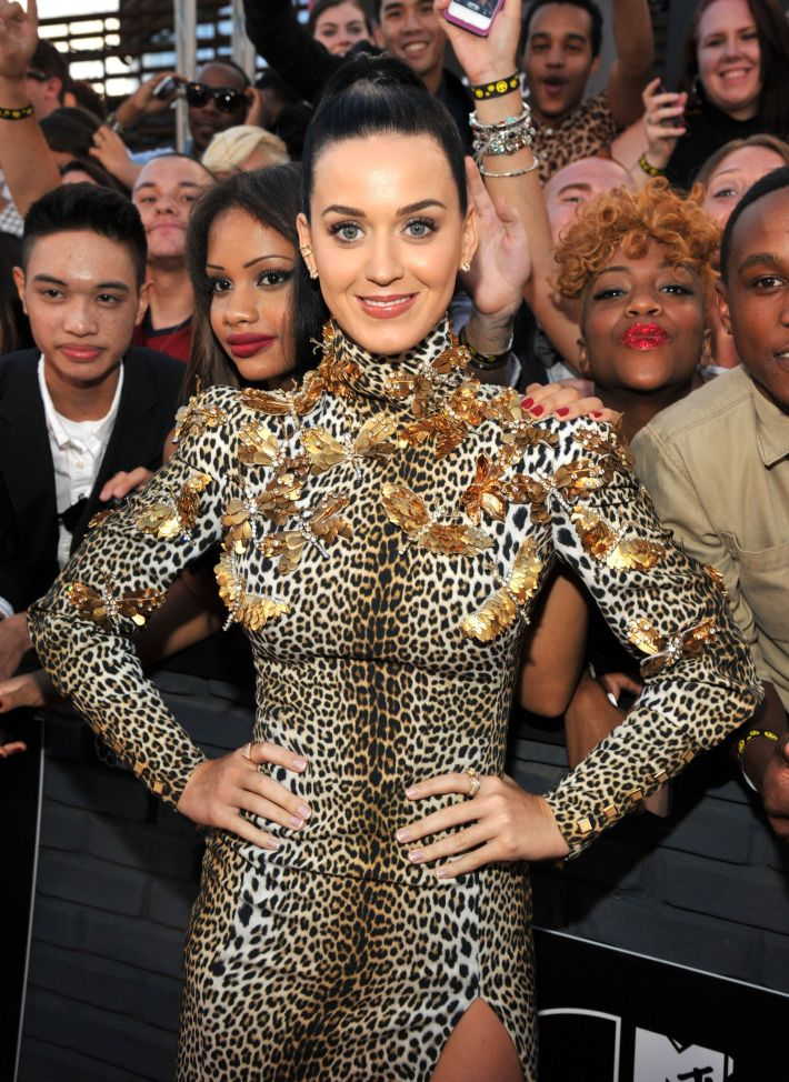 Katy Perry at the 2013 MTV Video Music Awards