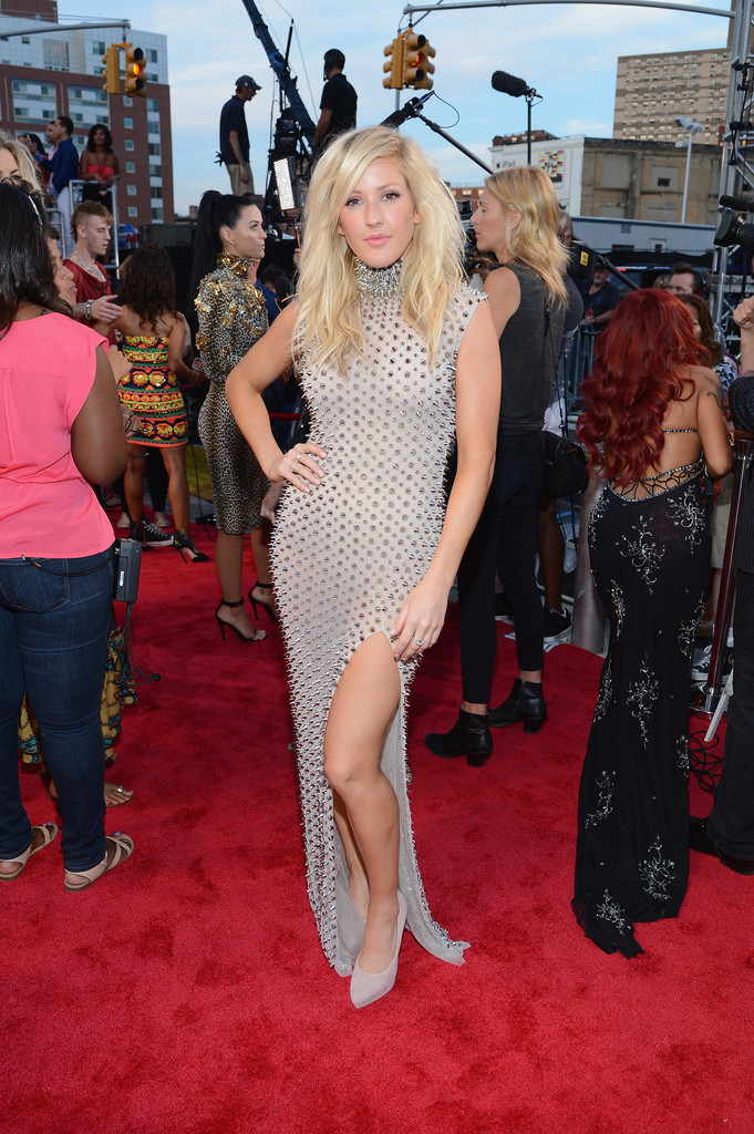 Ellie Goulding at the 2013 MTV Video Music Awards