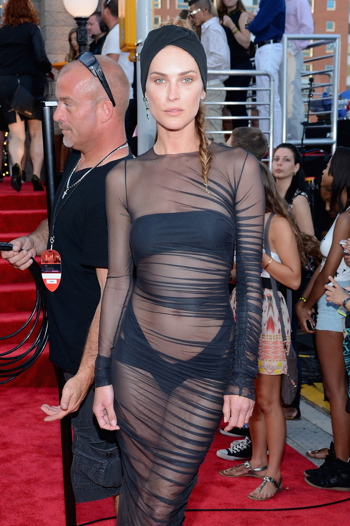 Erin Wasson at the 2013 MTV Video Music Awards