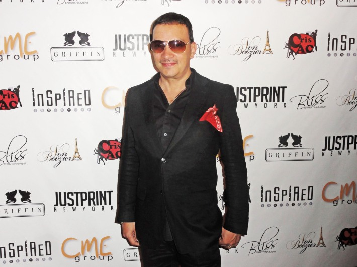 """Designer Anthony Rubio attends """"Inspired In New York"""" event (Photo by Yoni Levy)"""
