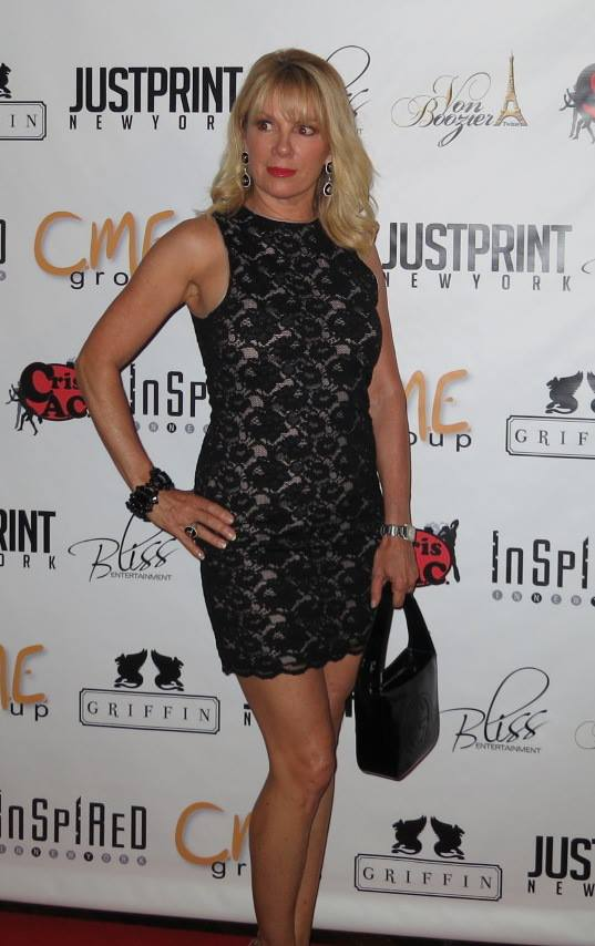 """Romana Singer  attends """"Inspired In New York"""" event (Photo by Yoni Levy)"""