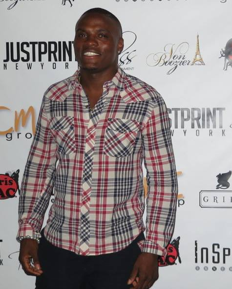 """Peter Quillin (WBO Middleweight World Champ) attends """"Inspired In New York"""" event (Photo by Yoni Levy)"""