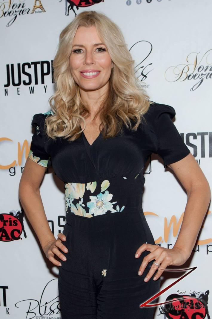 """Aviva Drescher attends """"Inspired In New York"""" event"""
