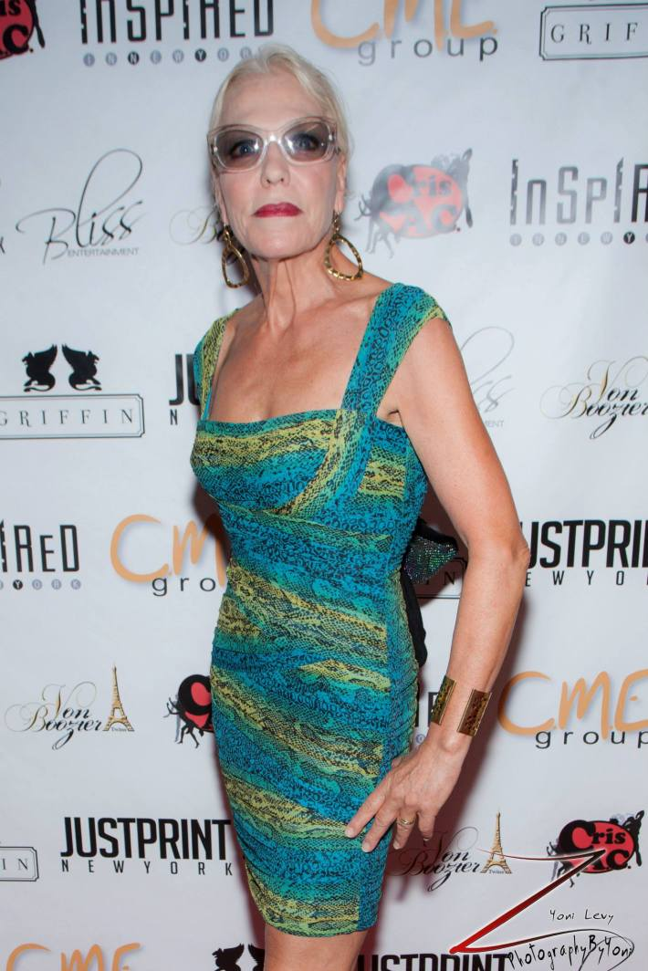 """TV personality Grace Forster attends """"Inspired In New York"""" event (Photo by Yoni Levy)"""
