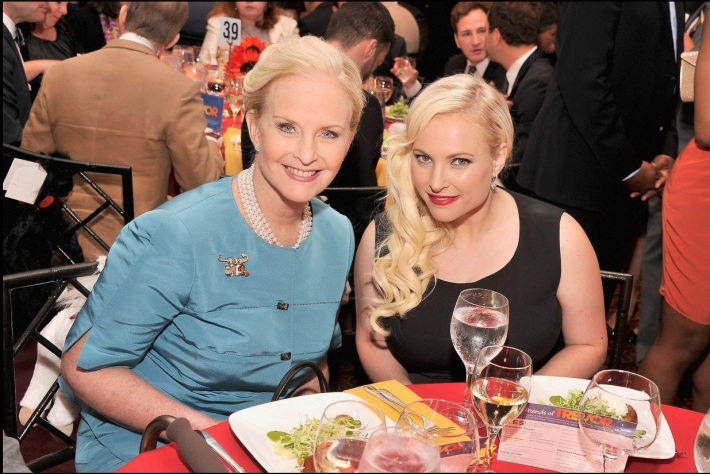 "Cindy Hensley and McCainMeghan McCain attend The Trevor Project's 2013 ""TrevorLIVE"" Event"