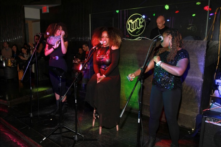 """Leela James performs at New Heights Academy """"Limitless"""" Fundraiser"""