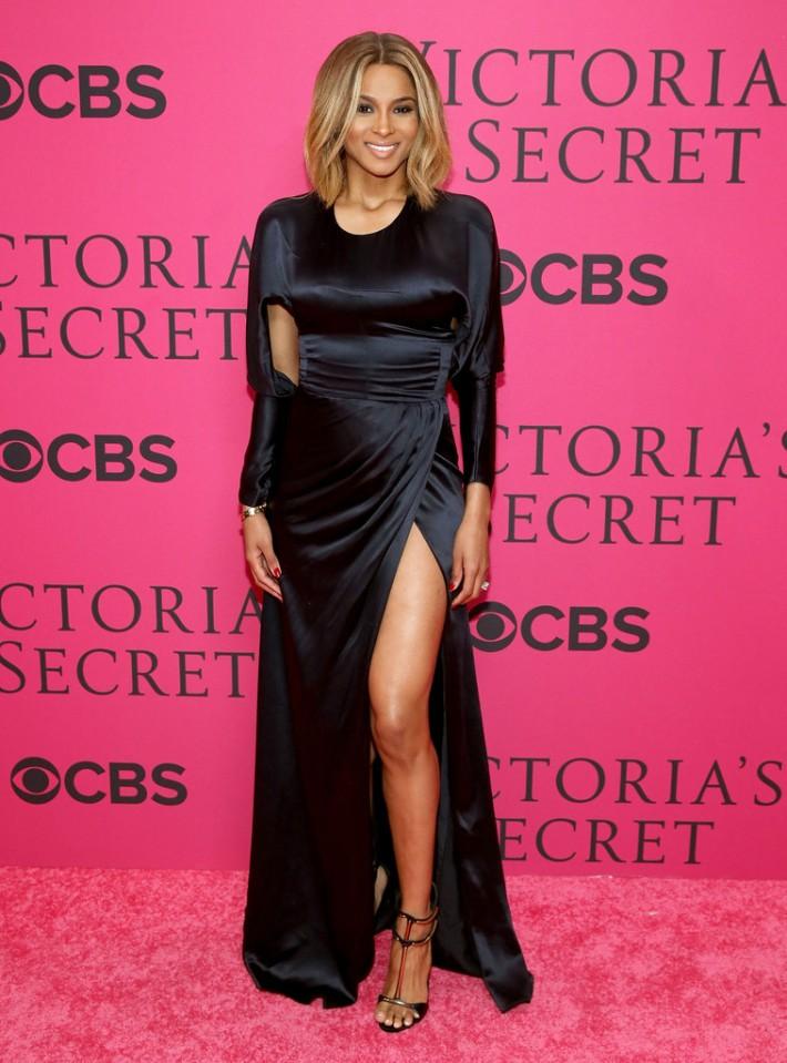 Ciara at the 2013 Victoria's Secret Fashion Show