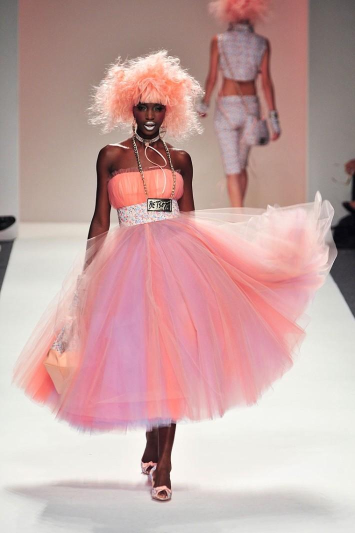 Betsey Johnson Spring 2014 – Mercedes-Benz Fashion Week
