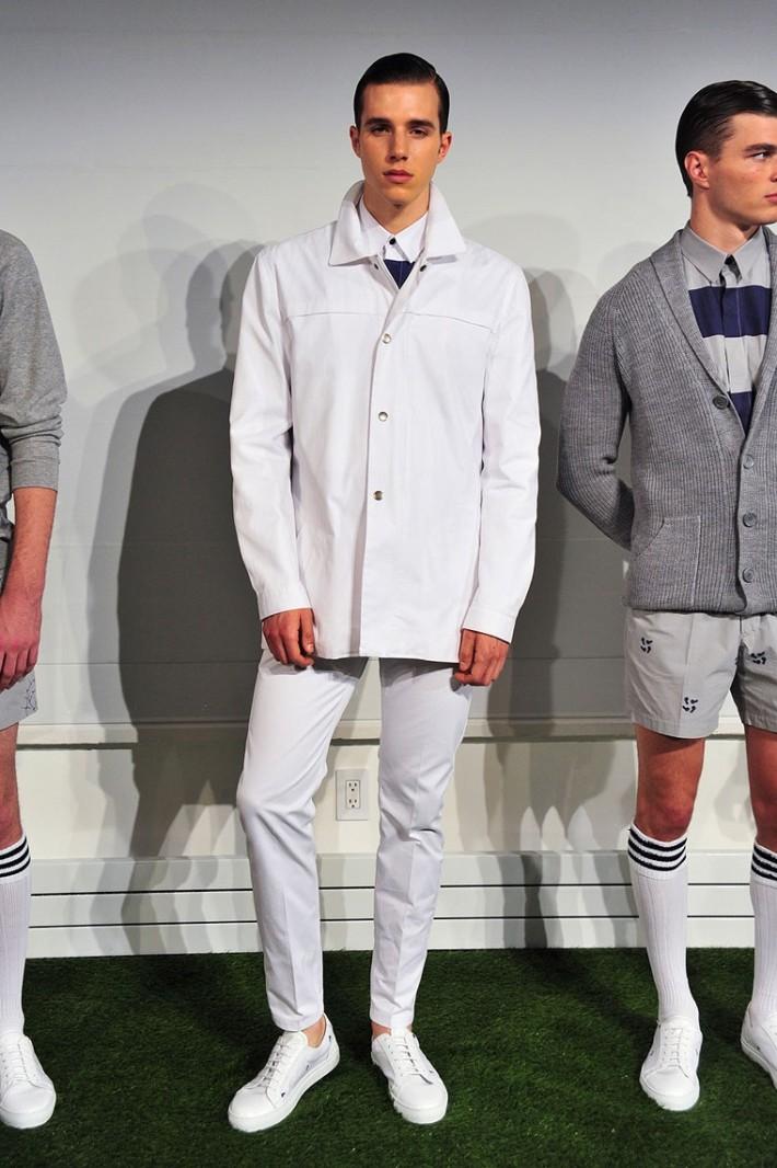 Carlos Camos Spring 2014 – Mercedes-Benz Fashion Week