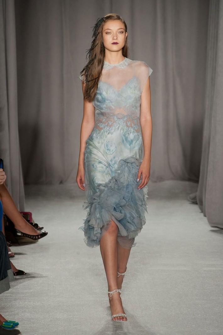 Marchesa Spring 2014 – Mercedes-Benz Fashion Week