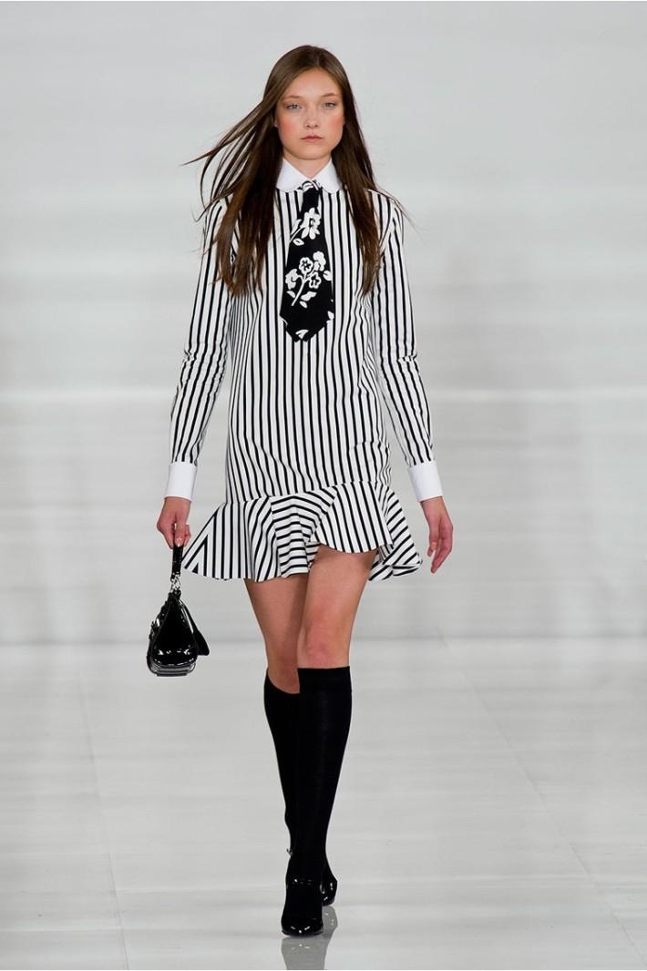 Ralph Lauren Spring 2014 – Mercedes-Benz Fashion Week