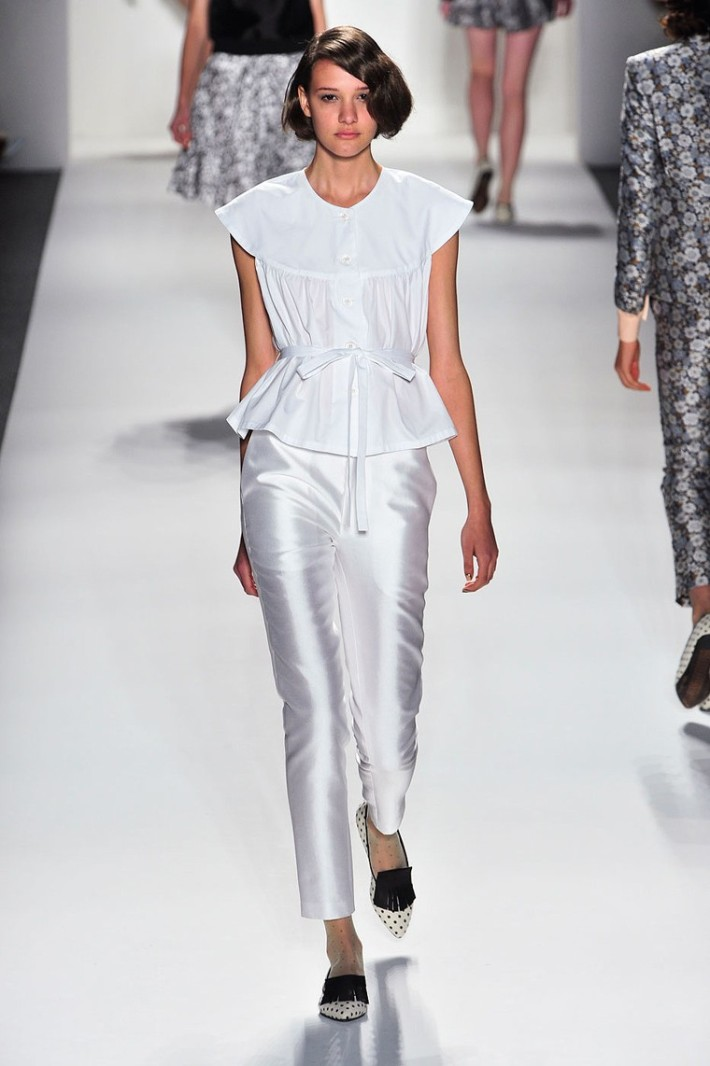Ruffian Spring 2014 – Mercedes-Benz Fashion Week