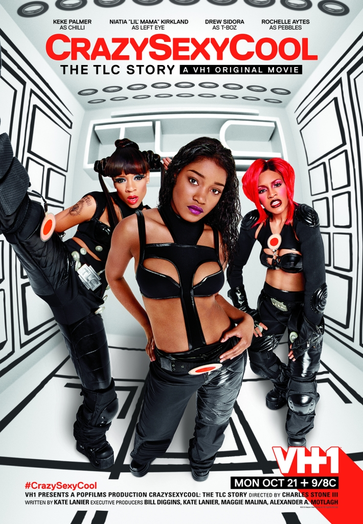 CrazySexyCool: The TLC Story Film Poster