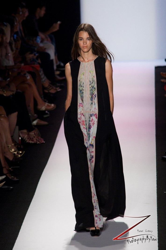 BCBG Max Azria – Mercedes-Benz Fashion Week (Photo by Yoni Levy)