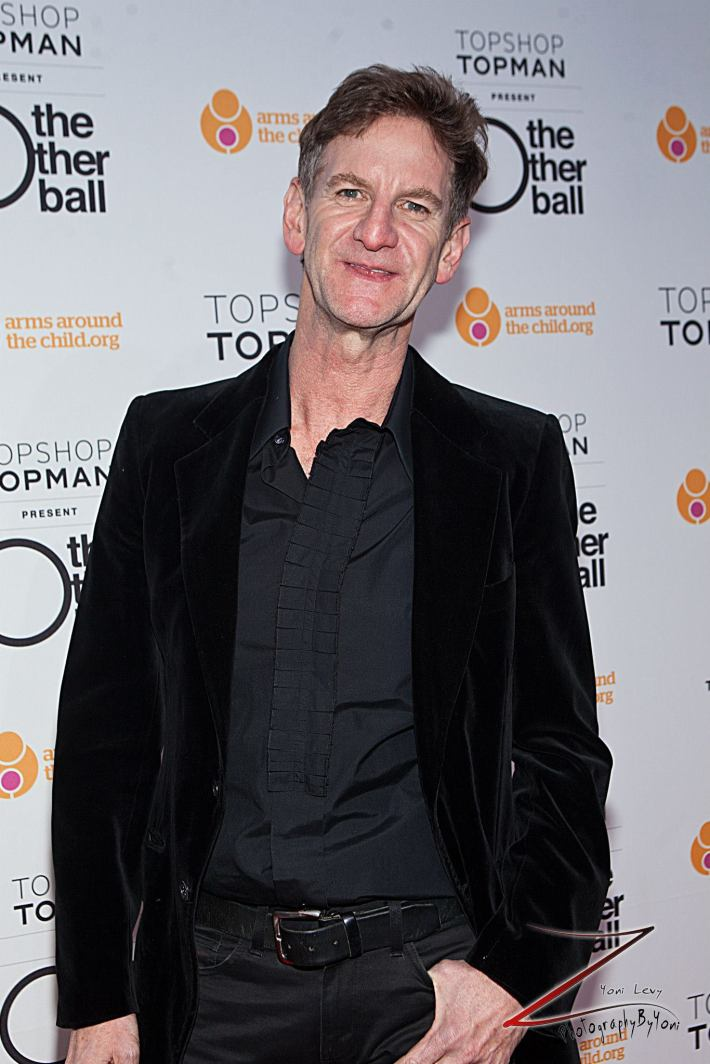 Honoree Mark Seliger  attends 'Arms Around the Child's' The Other Ball at Highline Ballroom (Photo by Yoni Levy)
