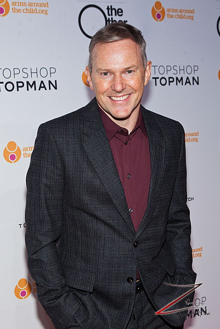 RCA Records CEO Peter Edge attends 'Arms Around the Child's' The Other Ball at Highline Ballroom (Photo by Yoni Levy)