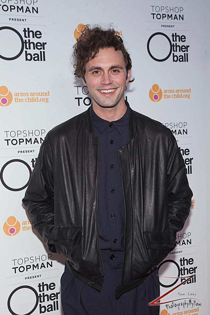 Mikky Ekko attends 'Arms Around the Child's' The Other Ball at Highline Ballroom (Photo by Yoni Levy)