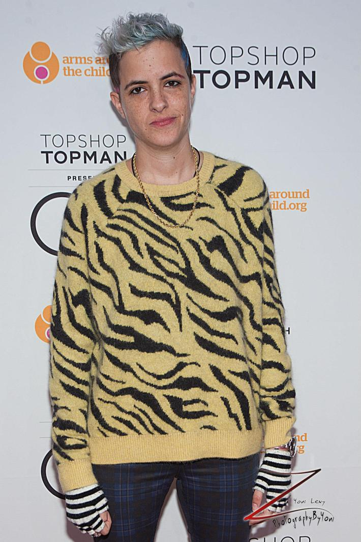Samantha Ronson attends 'Arms Around the Child's' The Other Ball at Highline Ballroom (Photo by Yoni Levy)